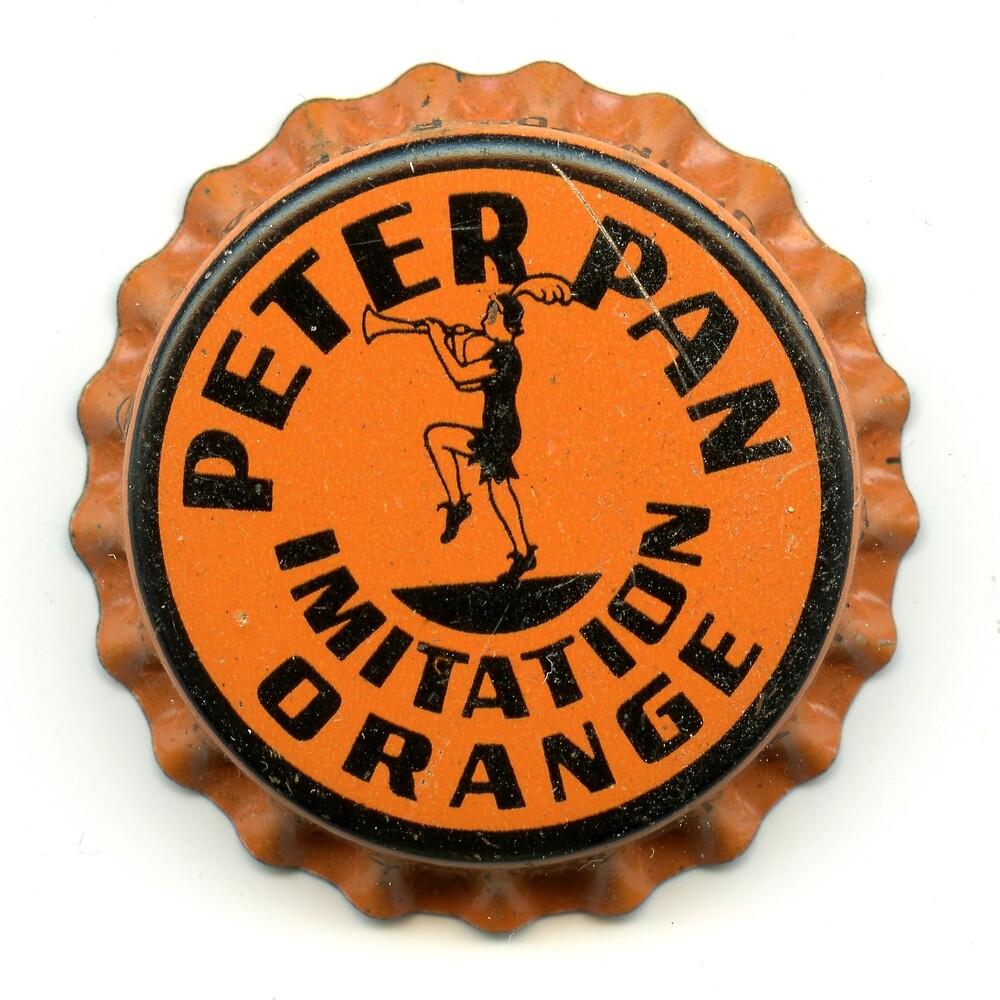 peter pan imitation orange by QueenofCrowns
