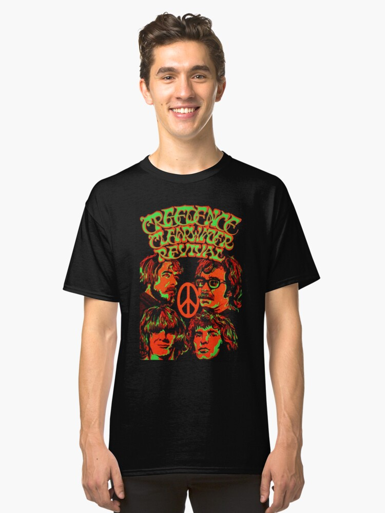 CCR Classic T-Shirt Front