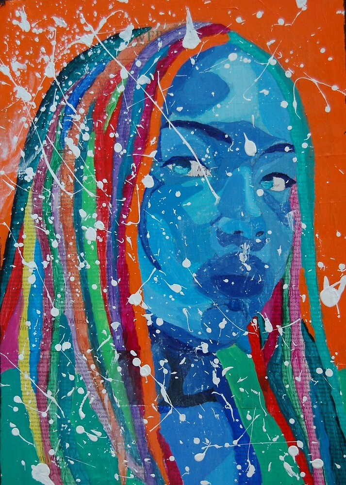 Blue You by loghini marini