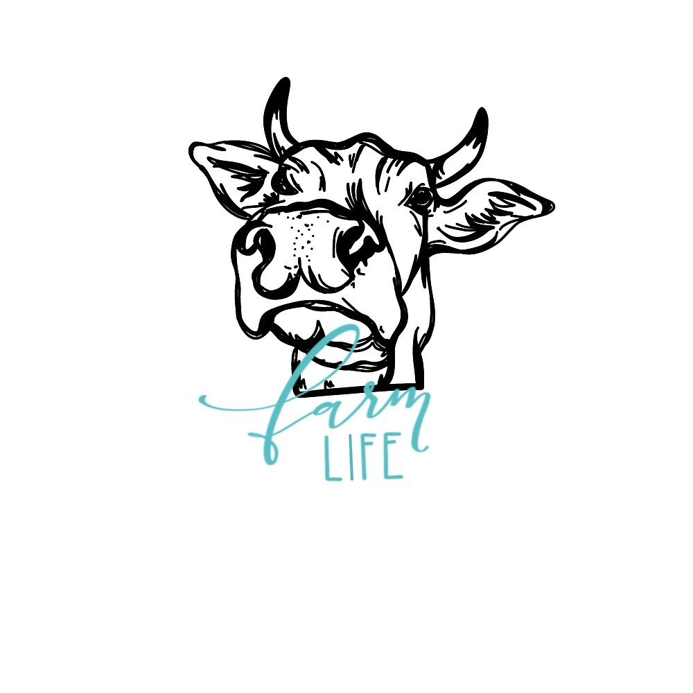 Farm Life by Basart