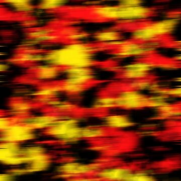 Germany Colors Flag Camouflage Black Red Gold by boom-art
