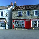 """Aidensfield Store - TV Show """"Heartbeat"""" by Bev Pascoe"""