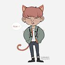 lil meow meow by beel