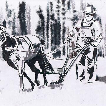 My Favorite Mule by sethweaver