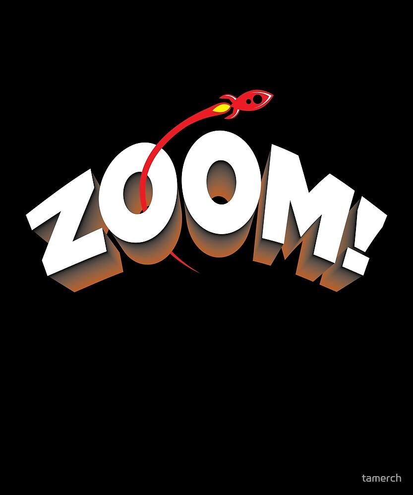Rocket zoom by tamerch