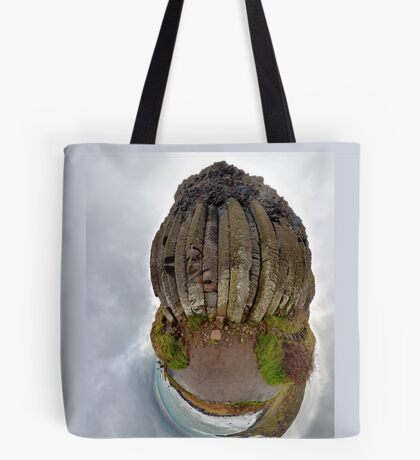 The Giant's Organ Pipes Tote Bag