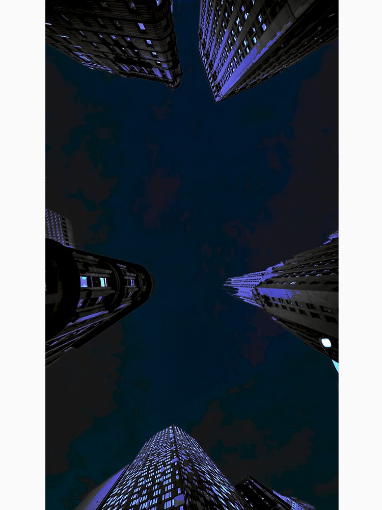 Sky in the city by VVluik