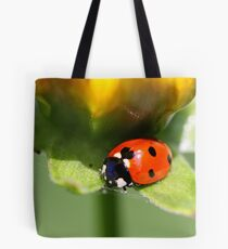 Out on the Edge Tote Bag