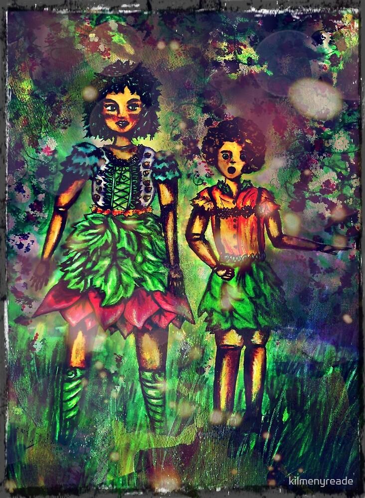 Kinder Der Waldlander--Children of the Woods by kilmenyreade
