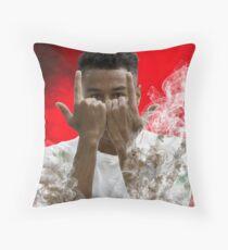 Jesse Lingard Full Art  Throw Pillow