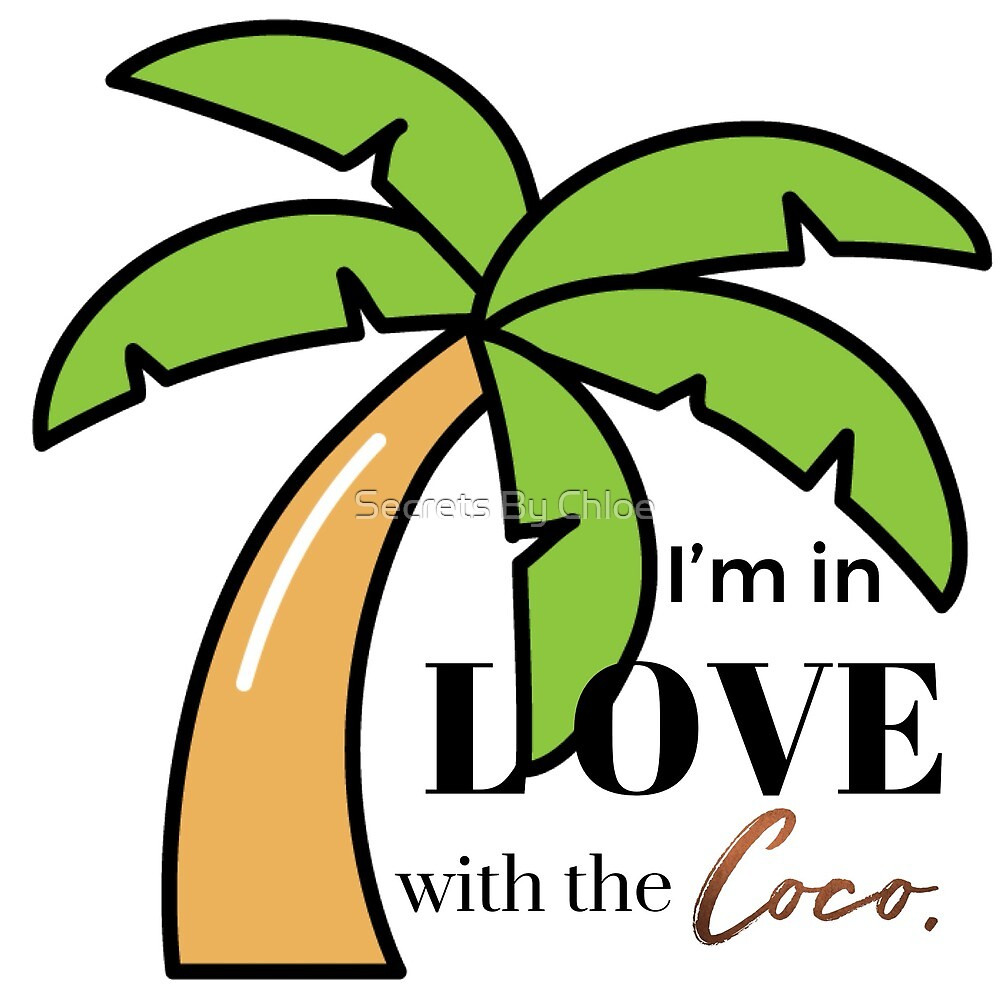 I'm in love with Coco by SBC Shop
