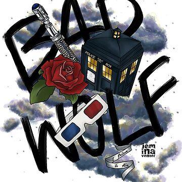 Bad Wolf by jeminabox
