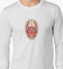 The Mysterious Mask Long Sleeve T-Shirt