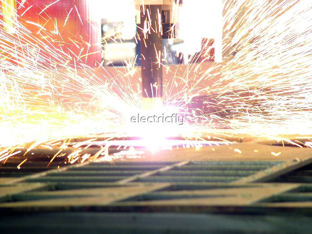 Sparks by electricfly
