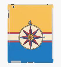 Antique Compass Rose iPad Case/Skin