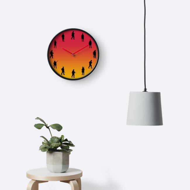 ASL Leader Clock by craigcooper