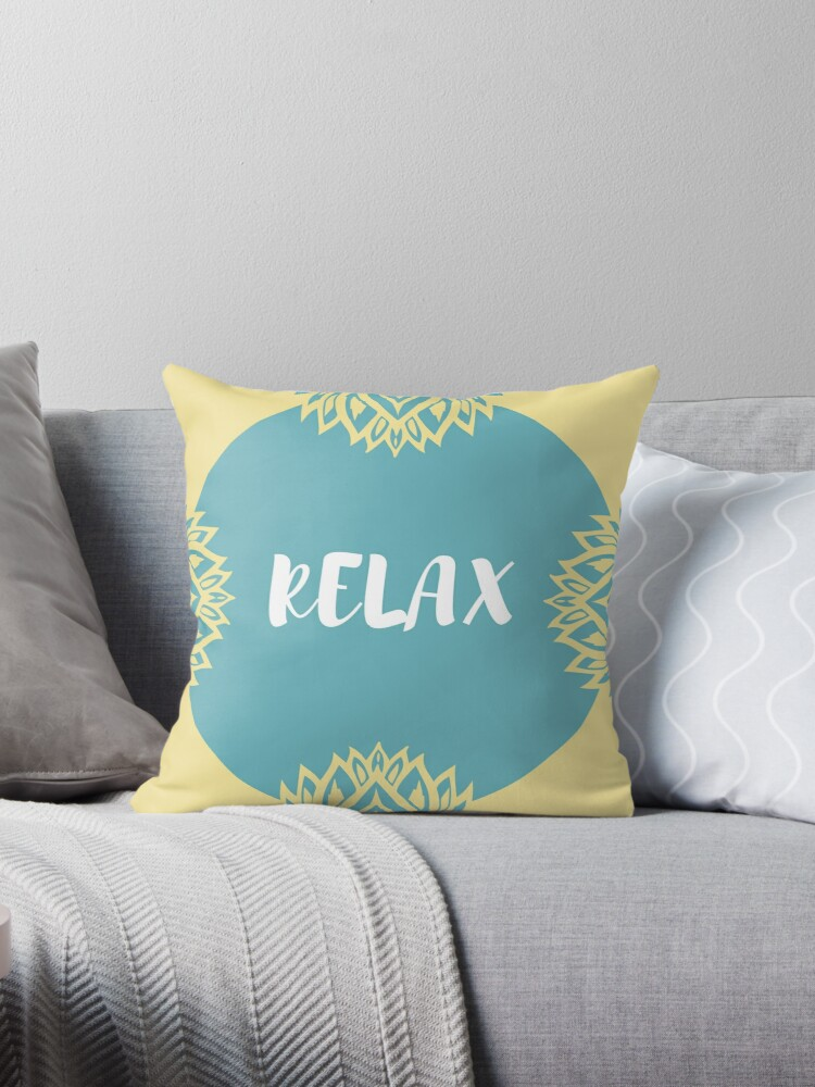Relax cushion  by Ifestylehome