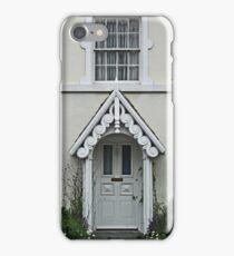 White Cottage iPhone Case/Skin