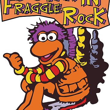 Fraggle Rock Fraggles 80s Muppets Gobo 1980s Comic Cartoon by neonfuture