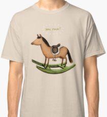 Rocking Horse Classic T-Shirt