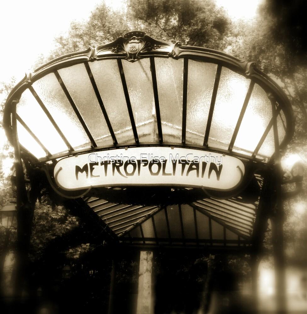 Paris by Christine Elise McCarthy