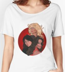 once upon a time 5 Women's Relaxed Fit T-Shirt