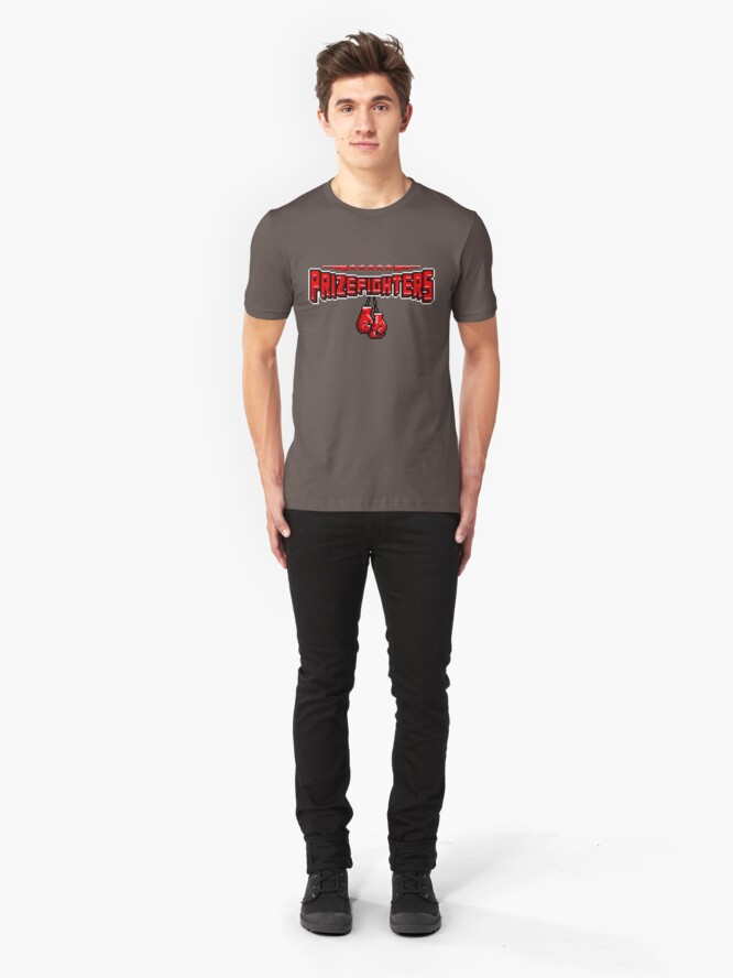 Alternate view of Prizefighters Logo Slim Fit T-Shirt