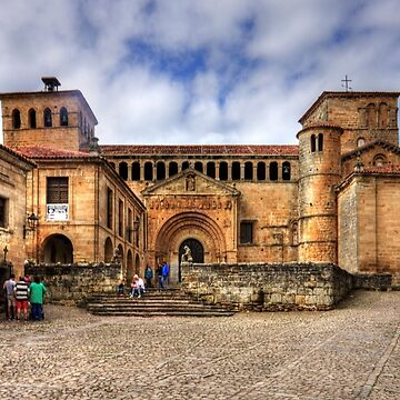 Santillana del Mar Collegiate Church by tomg