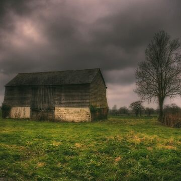 The Old Barn by Nigdaw