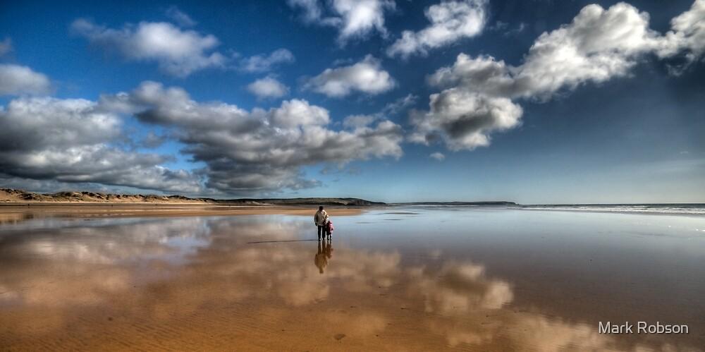 Sunday Stroll by Mark Robson