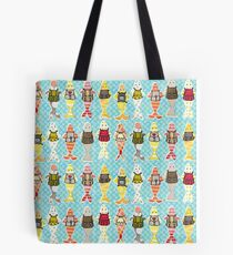 schooling fish Tote Bag