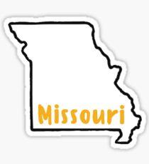 Missouri Sticker Sticker