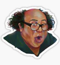 Legally Distinct Philadelphia Celebrity Sticker