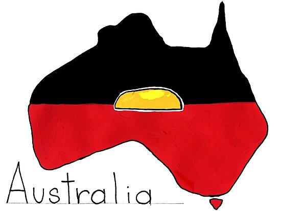 Aboriginal Australia by John Douglas