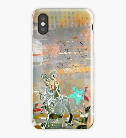 Syria ... In English iPhone Case