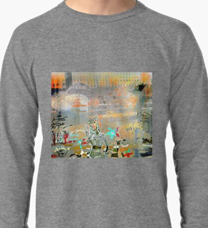 Syria ... In English Lightweight Sweatshirt