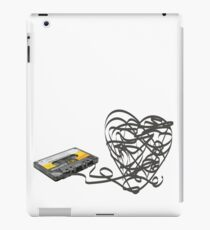 Cassette Love iPad Case/Skin