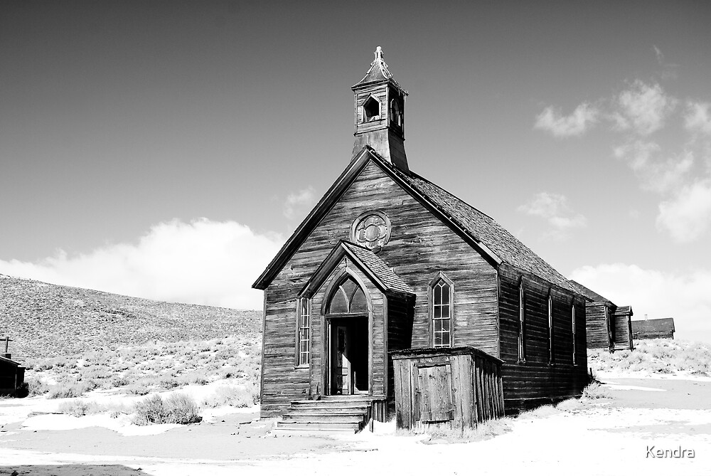 the Little Church by Kendra