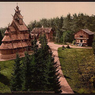 6632. Grindelwald by landscapd