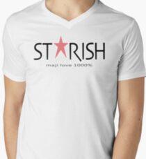 Uta no Prince Sama - STARISH Mens V-Neck T-Shirt