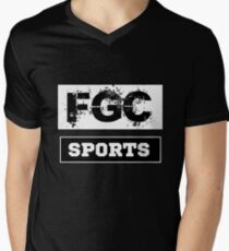 We are the FGC Men's V-Neck T-Shirt