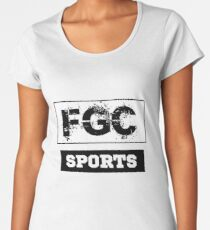 We are the FGC Women's Premium T-Shirt