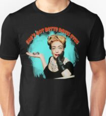 Joan Crawford Eyes Slim Fit T-Shirt