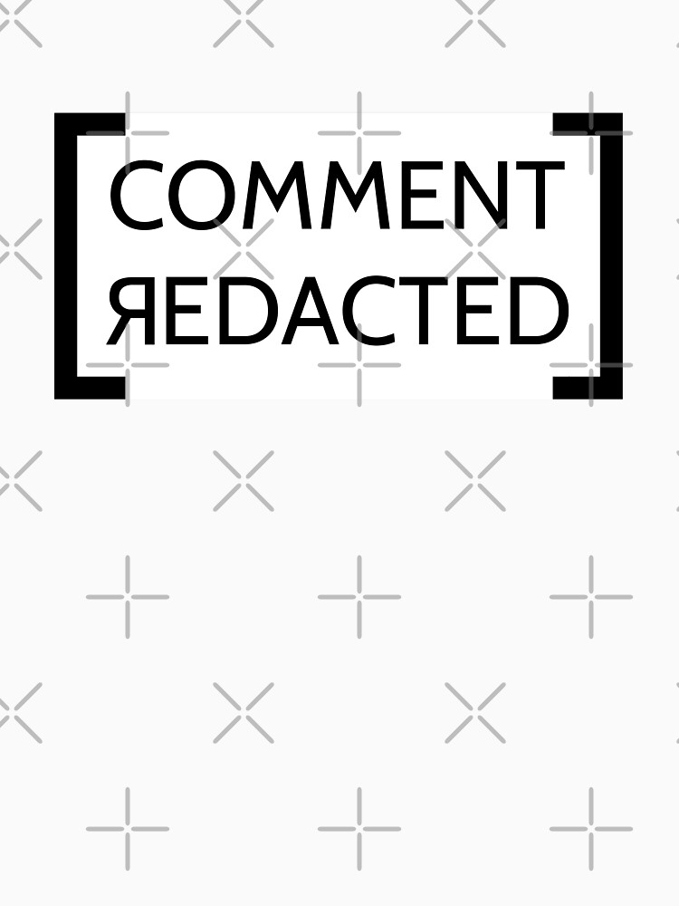 COMMENT REDACTED by ROMANTICANOMALY