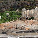 Lighthouse Keepers Cottage by Eve Parry