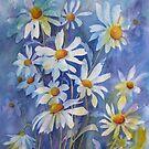 The joy of Daisies von bevmorgan