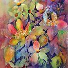 Floral Explosion von bevmorgan