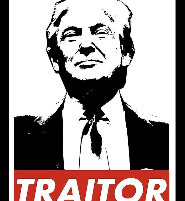 Trump the Traitor by Gabriel Laine