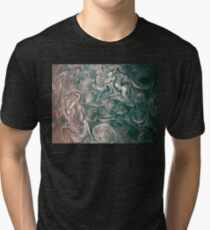 Jupiter Abstract Painting Tri-blend T-Shirt