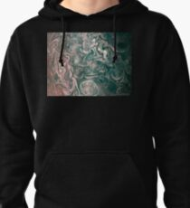 Jupiter Abstract Painting Pullover Hoodie